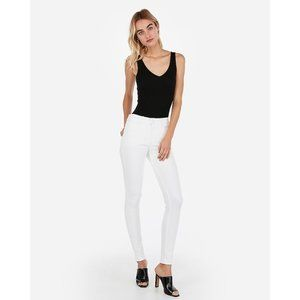 Express Jeans - Express High Waisted Denim Perfect Skinny Jeans 6R